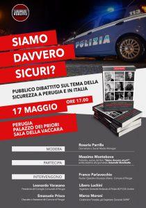 Locandina Perugia 17 maggio 2018