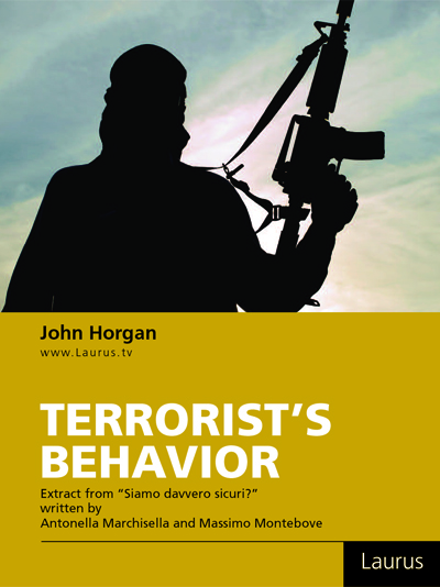 Terrorists's behavior – EBOOK