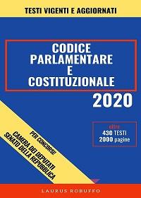Laurus_A70_CodiceParlamentare_e_Costituzionale_copertinaHQSito