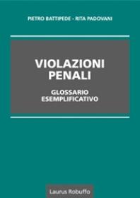 A36 Violazioni penali copertina