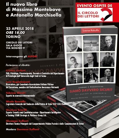 Il Circolo dei lettori di Torino ospita la presentazione ...